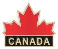 Canada Lapel Pins
