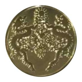 Brass Lapel Pin Metal